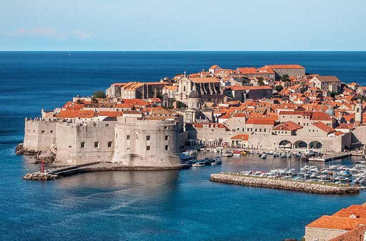 Nutzen Sie Ihren Urlaub in Neum, um Dubrovnik zu besuchen